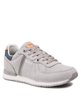 Pepe Jeans Pepe Jeans Sneakersy Tinker Road PMS30771 Šedá
