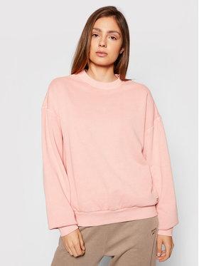Reebok Reebok Bluza Classics Natural Dye GS8921 Różowy Oversize