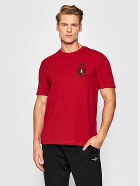 Aeronautica Militare Aeronautica Militare T-shirt 212TS1893J507 Rouge Regular Fit