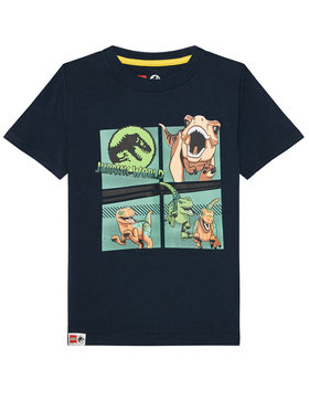 LEGO Wear LEGO Wear Tricou 12010110 Bleumarin Regular Fit