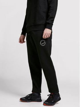 Jack&Jones Jack&Jones Pantaloni trening Elias 12195676 Negru Comfort Fit