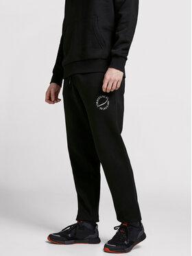 Jack&Jones Jack&Jones Teplákové nohavice Elias 12195676 Čierna Comfort Fit