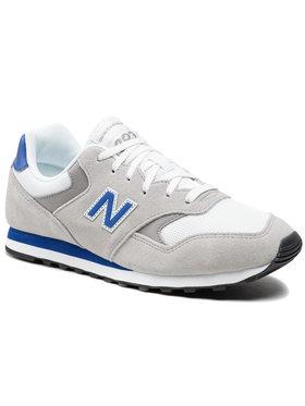 New Balance New Balance Sneakers ML393VY1 Grigio