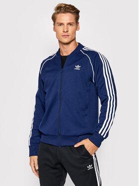 adidas adidas Bluza adicolor Classics H06710 Granatowy Standard Fit