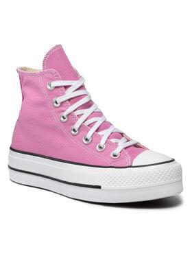 Converse Converse Sneakers Ctas Lift Hi 571631C Rose