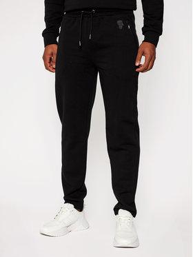 KARL LAGERFELD KARL LAGERFELD Spodnie dresowe Sweat 705026 502910 Czarny Regular Fit