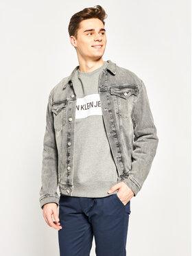 Calvin Klein Jeans Calvin Klein Jeans Giacca di jeans Foundation Slim Denim J30J314665 Grigio Slim Fit