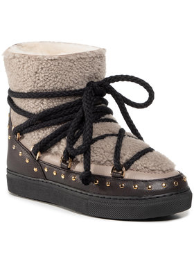 Inuikii Inuikii Boty Sneaker Curly 70102-076 Hnědá