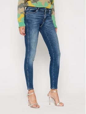 Guess Guess Jeansy Skinny Fit W0BAJ2 D38RC Niebieski Skinny Fit