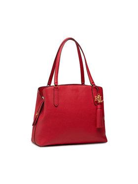Lauren Ralph Lauren Lauren Ralph Lauren Handtasche Quinn 34 Shoulder Bag 431818738009 Rot