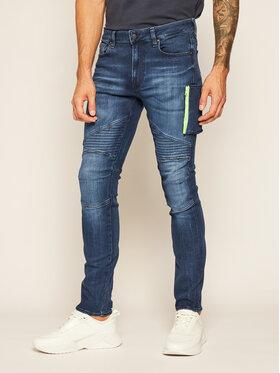 Guess Guess Jeansy Skinny Fit Skid M0YA28 D42Y1 Granatowy Skinny Fit