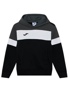 Joma Joma Sweatshirt Crew IV 101544.110 Schwarz Regular Fit