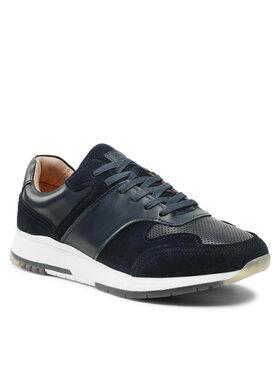 Gino Rossi Gino Rossi Sneakersy 120AM0899 Granatowy
