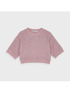 Mayoral Mayoral Pullover 4347 Rosa Oversize