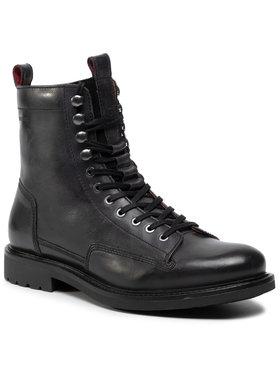 Gino Rossi Gino Rossi Outdoorová obuv MI08-C585-145-05 Čierna
