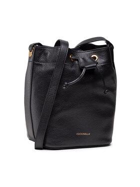 Coccinelle Coccinelle Дамска чанта I60 Lea E1 I60 23 01 01 Черен