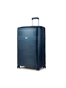 Travelite Travelite Valigia rigida grande Zenit 75749-20 Blu scuro