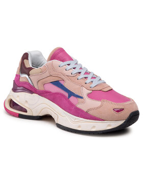 Premiata Premiata Sneakersy Sharky 027 Różowy