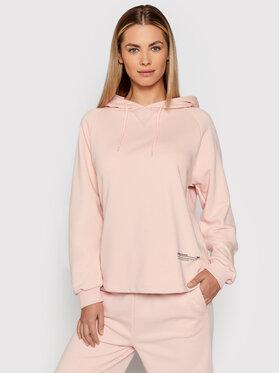NA-KD NA-KD Sweatshirt 1100-004453-0115-003 Rosa Relaxed Fit