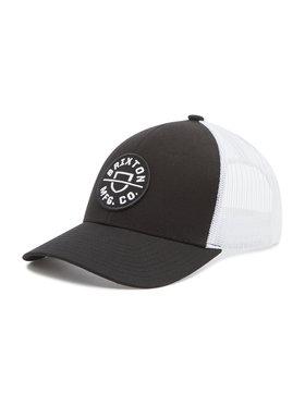 Brixton Brixton Șapcă Crest X Mp Mesh Cap 10921 Negru