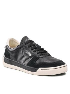 Guess Guess Sneakers FMSTV8 LEA12 Schwarz
