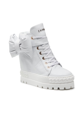 Carinii Carinii Sneakersy B7220 Biela