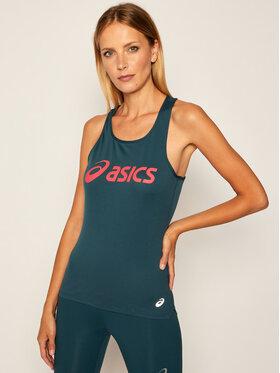 Asics Asics Funkčné tričko Silver Tank 2012A468 Modrá Regular Fit