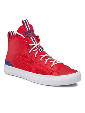 Converse Converse Sneakers Ctas Ultra Mid 166980C Rouge