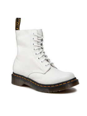 Dr. Martens Dr. Martens Кубинки 1460 Pascal 26802543 Бял