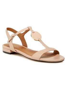 Emporio Armani Emporio Armani Sandale X3P640 XF438 00867 Bej