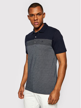 Pierre Cardin Pierre Cardin Polo marškinėliai 52404/000/11258 Tamsiai mėlyna Modern Fit