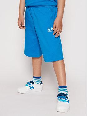 EA7 Emporio Armani EA7 Emporio Armani Sportske kratke hlače 3KBS51 BJ05Z 1523 Plava Regular Fit