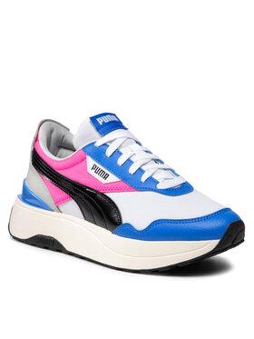 Puma Puma Sneakersy Cruise Rider Silky Jr 381863 02 Kolorowy