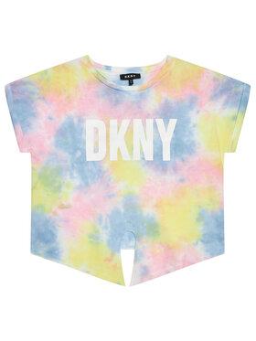 DKNY DKNY Bluză D35R34 D Colorat Regular Fit