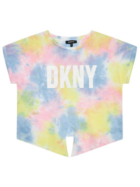 DKNY DKNY Bluzka D35R34 D Kolorowy Regular Fit