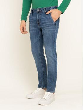 Guess Guess Skinny Fit Jeans M01A81 D3YD2 Dunkelblau Super Skinny Fit