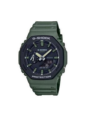 G-Shock G-Shock Hodinky GA-2110SU-3AER Zelená