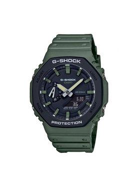 G-Shock G-Shock Ρολόι GA-2110SU-3AER Πράσινο