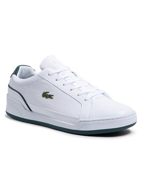 Lacoste Lacoste Sneakersy Challenge 0721 1 Sma 7-41SMA00071R5 Biela