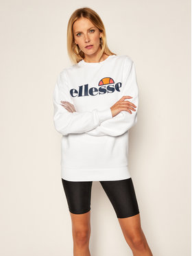 Ellesse Ellesse Džemperis Agata SGS03238 Balta Regular Fit