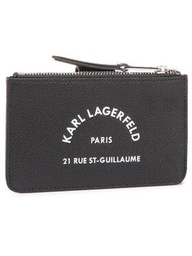 KARL LAGERFELD KARL LAGERFELD Große Damen Geldbörse 205W3238 Schwarz