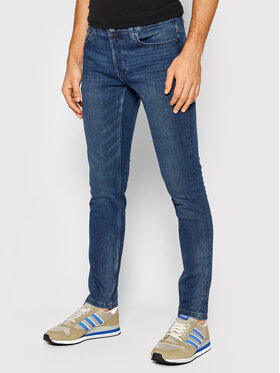Only & Sons Only & Sons Jeansy Loom 22021663 Tmavomodrá Slim Fit