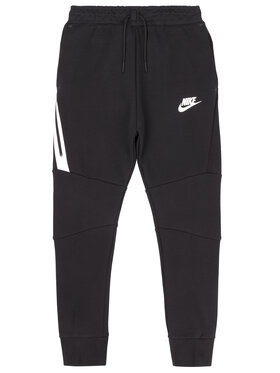 Nike Nike Teplákové kalhoty Tech Fleece 804818 Černá Slim Fit