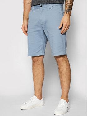 Tommy Jeans Tommy Jeans Pantalon scurți din material Scanton DM0DM11076 Albastru Slim Fit