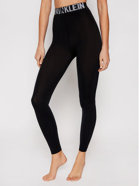 Calvin Klein Calvin Klein Legíny 100001842 Černá Slim Fit