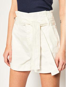 Liu Jo Liu Jo Szorty jeansowe FA0405 T4194 Biały Regular Fit