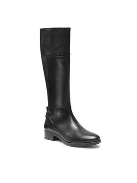 Geox Geox Klassische Stiefel D Felicity F D16G1F 00043 C9999 Schwarz