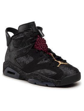 Nike Nike Boty Jordan 6 Retro Sd DB9818 001 Černá
