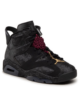 Nike Nike Cipő Jordan 6 Retro Sd DB9818 001 Fekete