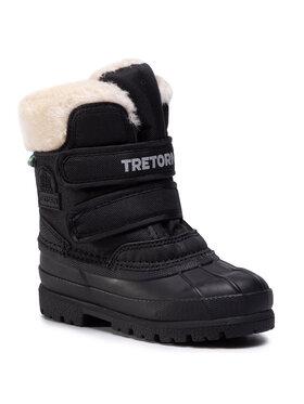 Tretorn Tretorn Śniegowce Expedition Boot 472702 Czarny